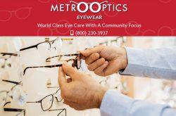 Metro Optics Eyewear Bronx New York