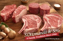 S.Ottomanelli Prime Meats Package