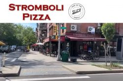 Stromboli Pizza NYC East Village