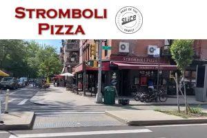 Stromboli Pizza NYC East Village