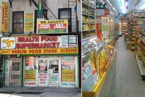 Tony's Health Food Supermarket