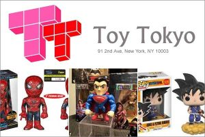 Toy Tokyo Japanese Toy Store NYC