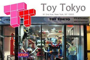 Toy Tokyo New York City