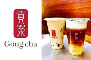 Gong cha New World Mall