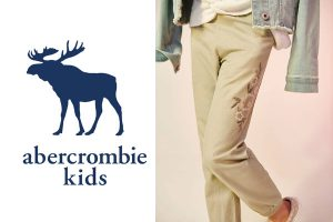 Abercrombie Kids Girls Pant