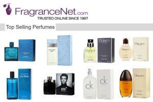 FragranceNet Top Selling Perfumes