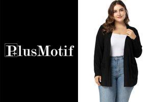Plus Motif Clothing for Women