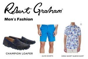 Robert Graham Men's Fashion