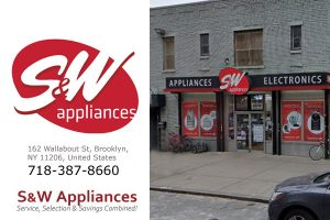 S&W Appliances Brooklyn NY