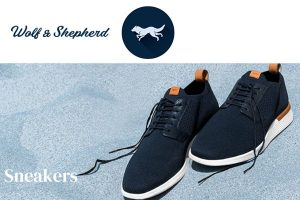 Wolf and Shepherd Shoes