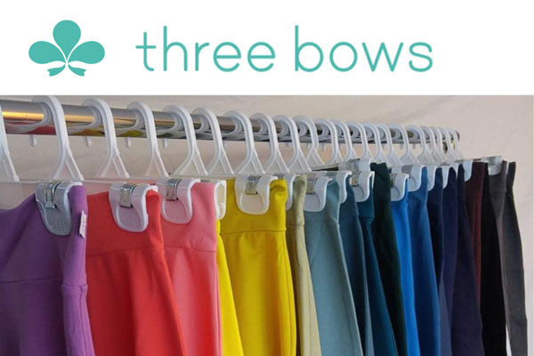 Three Bows boutique
