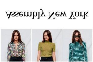 Assembly New York Designer Clothing