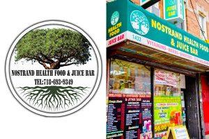 Nostrand Health Foods Brooklyn New York