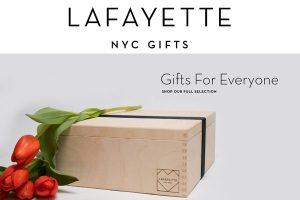 Lafayette NYC Gifts