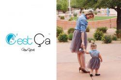 CestCa Tulle Skirt Set