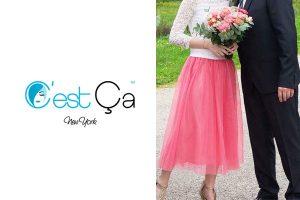 CestCaNY Tulle Skirt