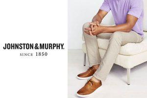 Johnston & Murphy casual style