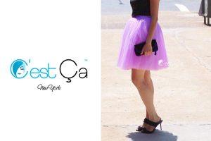 Tulle Skirt Dress New York